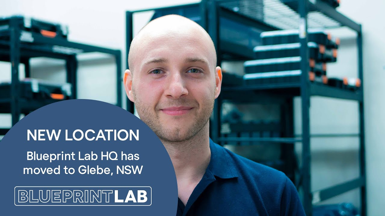 Blueprint Lab's New Headquarters