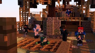 Minecraft=hypixel=床戰