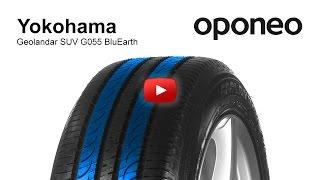 tyre yokohama geolandar suv g055 bluearth summer tyres oponeo