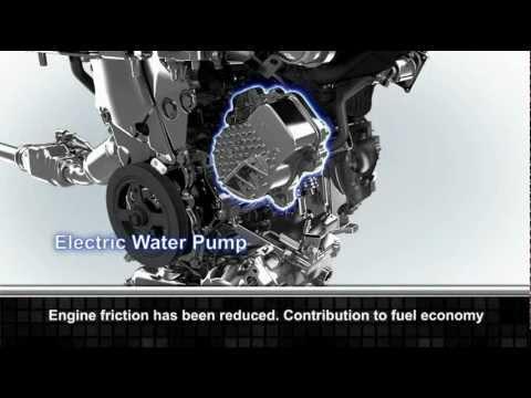 Фото к видео: Новая Toyota Prius С из 1NZ-fxe двигатель