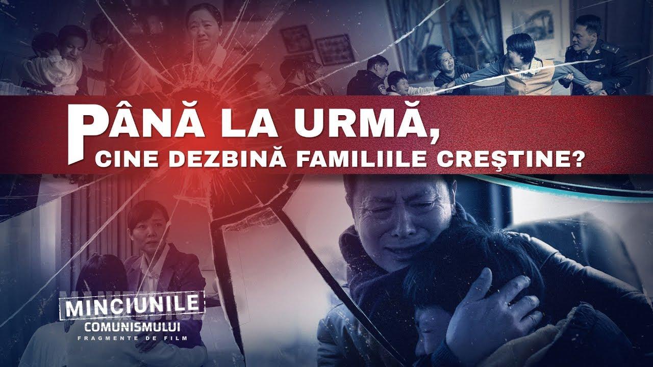 """Film creștin """"Minciunile Comunismului"""" Segment 5 - Până la urmă, cine dezbină familiile creştine?"""