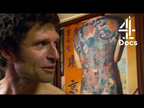 Guy Martin Visits Japan's Illegal Tattoo Underground