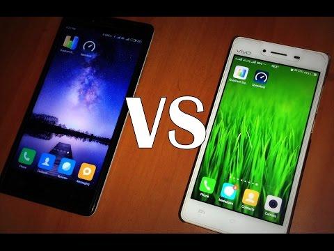 Xiaomi Redmi Note Prime vs VIVO y51L : Speed Test Comparison