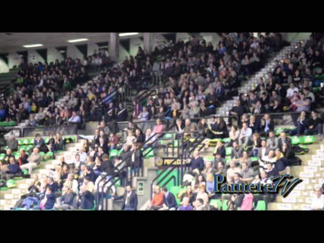 COPPA ITALIA. Imoco Volley Conegliano Vs Foppapedretti Bergamo. 4 febbraio 2015