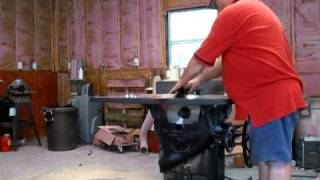 1923 Tannewitz Model F Table Saw