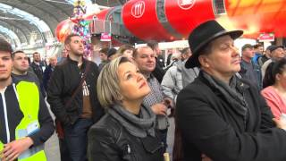 Magiczne gołębie - Kielce 2016 - ZOBACZ KONIECZNIE !!!!