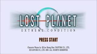 Lost Planet: Extreme Condition Title Theme Animatic (2007, Capcom) HD Animated
