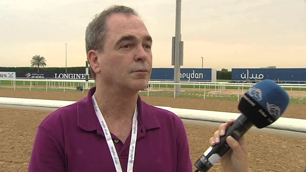 #DubaiRacing- David Jacobson on Golden Shaheen hope ...