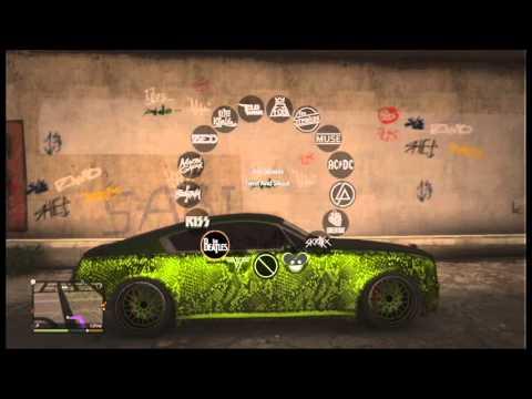 GTA 5 Custom Songs In Radio Xbox 360 Easter Egg (Real Music) @JIMBOTHY