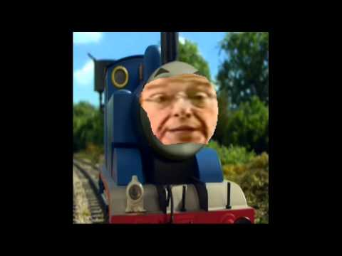 Rappin' for Jesus vs. Thomas the Tank Engine