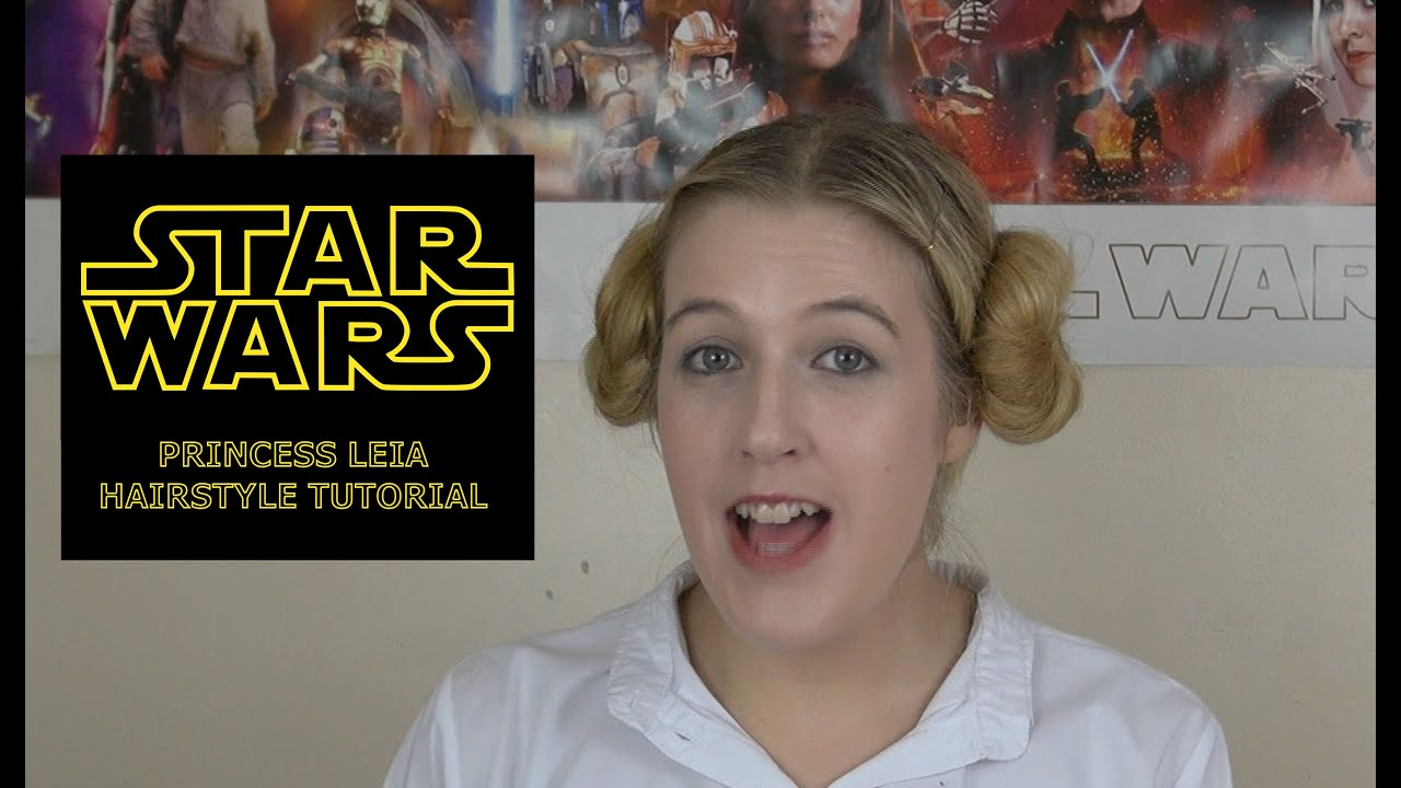 princess leia hairstyle star wars