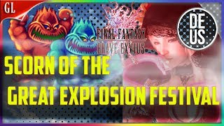 Scorn of the Great Explosion Festival Trial Safe Route Final Fantasy Brave Exvius Global | FFBE GL