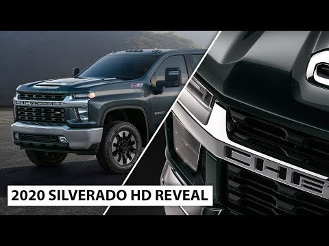 My thoughts on the 2020 2500hd Chevy Silverado