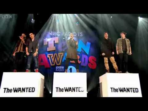 The Wanted  All Time Low & Heart Vacancy  Perform at BBC Radio 1s Teen Awards