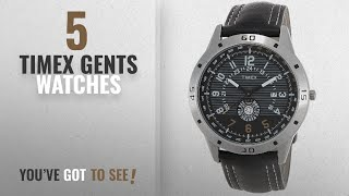Top 10 Timex Gents Watches [2018]: Timex Fashion Analog Multi-Color Dial Men's Watch - TI000U90100