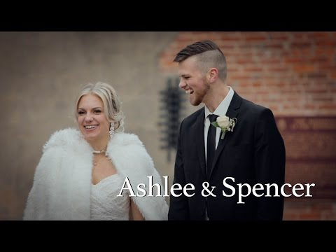 Beautiful Couple Puts God First •• Ashlee & Spencer