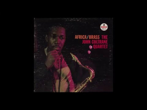 GREENSLEEVES - The John COLTRANE QUARTET (1961)