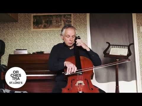 Bach at Home: Cello Suite No. 3 by Pieter Wispelwey