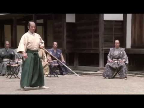 Aikido; One of the nice Samurai fight ! Must watch