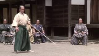 Aikido One of the nice Samurai fight Must watch