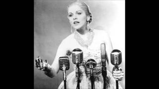 Don't Cry For Me, Argentina {Evita ~ Broadway closing night, 1983} - Florence Lacey