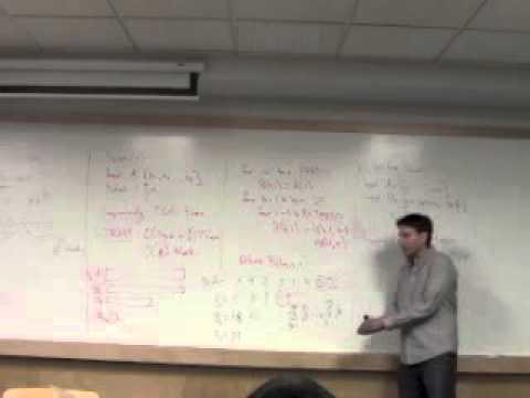 Models of Computation for Massive Data L12