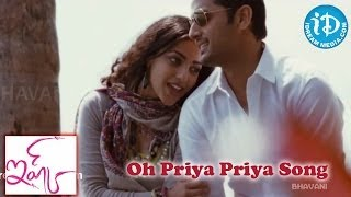 Oh Priya Priya Song - Ishq Movie Songs - Nitin - Nithya Menon
