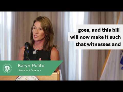 Gov. Baker, Lt. Governor Polito: Strengthen penalties for drug distribution, witness intimidation