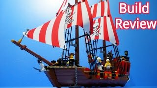 Lego(레고) Pirates 70413 The Brick Bounty(pirates Ship) - Build Review