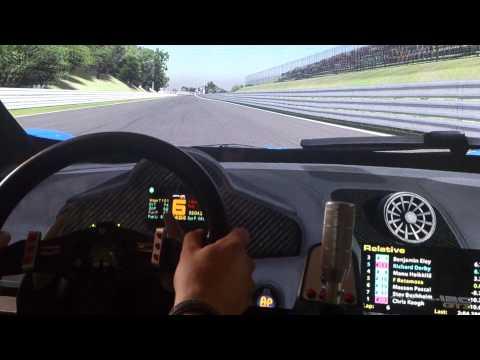 "iRacing-+ 2.0, ""McLaren"" MP4 12C AT (Suzuka International) ON BOARD cam"