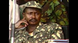 MUSEVENI SWEARS IN FOR UG PRESIDENCY 2016 2021 IGNATIUS UBC TV