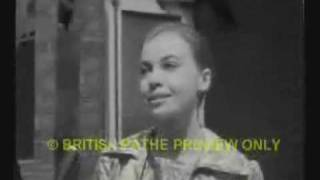 Leslie Caron 1956