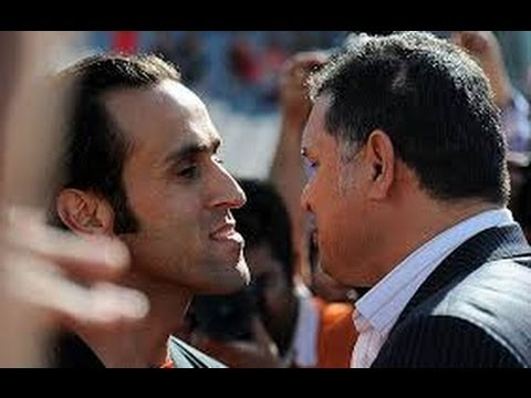 Ali Karimi react angrily to  Ali Daei : I and Ali Daei  have to settle our accounts , once for all