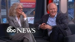 Blythe Danner And John Lithgow Talk Bad Broadway Moments, Gwyneth Paltrow And More