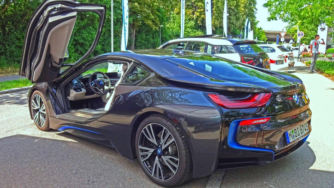 Bmw I8 Bmw M4 Coupe Germany Auto Show 2015 4k Car Shows Travel