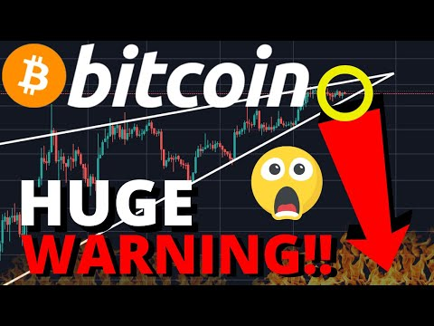 WATCH OUT! MASSIVE BITCOIN DUMP COULD BE HAPPENING TOMORROW THE NEXT PRICE WILL SHOCK YOU!!