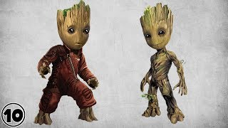Top 10 Reasons Why Baby Groot Is So Popular