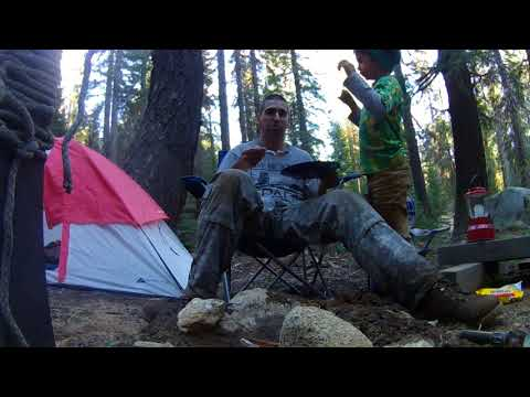 Fishing Fresno Ep. 5: Huntington Lake, Ca A Camp Catch and Cook