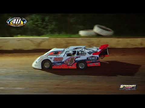 411 Motor Speedway | Crate Late Model Feature | July 26, 2019