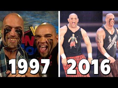 10 Most Forgotten WWE Wrestler Returns