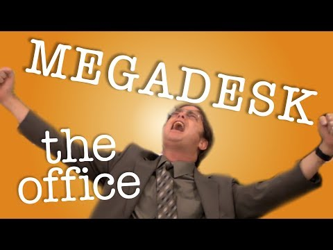 Megadesk  - The Office US
