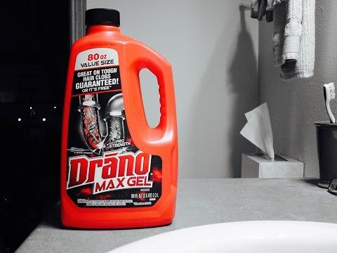 Drano Challenge Will It Unclog Doovi