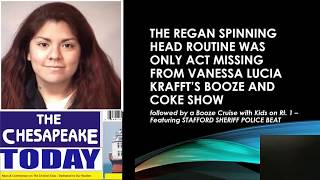 Regan Spinning Head Routine was Only Act Missing