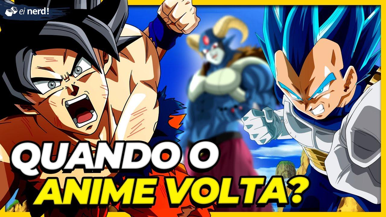 DRAGON BALL SUPER - QUANDO O ANIME VOLTA E O QUE DEVE MELHORAR?