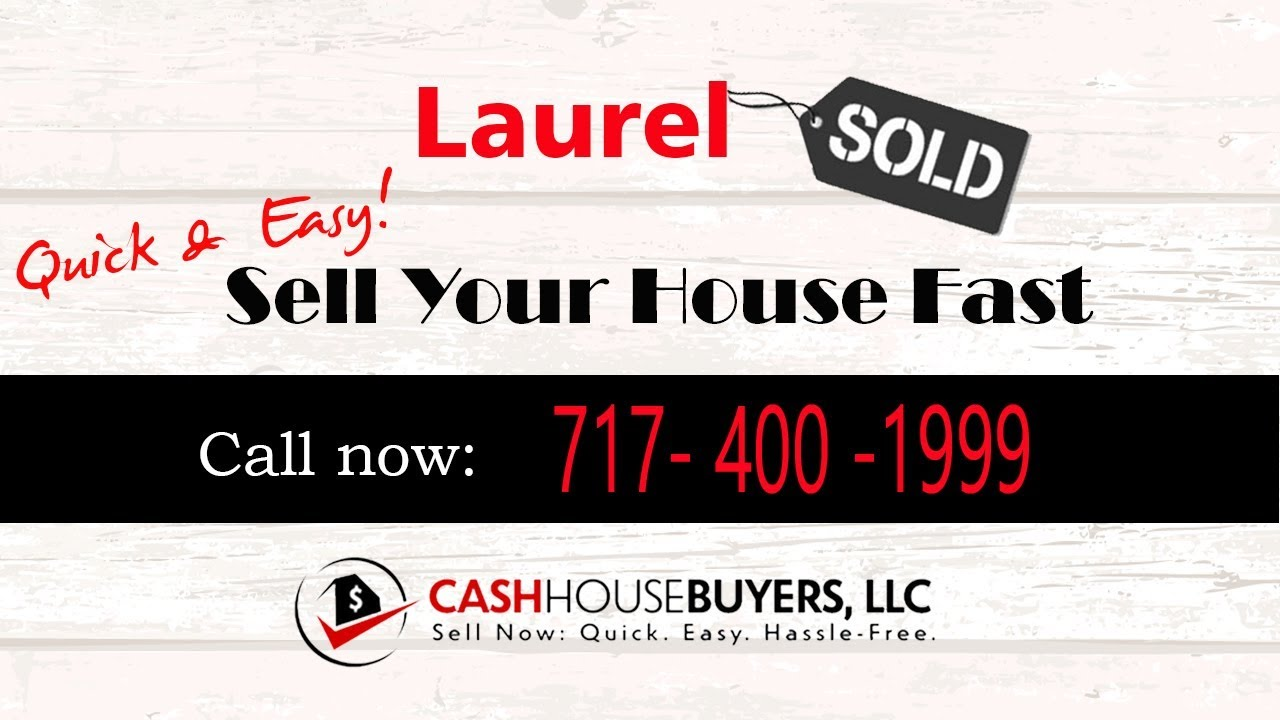 HOW IT WORKS We Buy Houses Laurel Hills MD   CALL 7174001999   Sell Your House Fast Laurel Hills MD