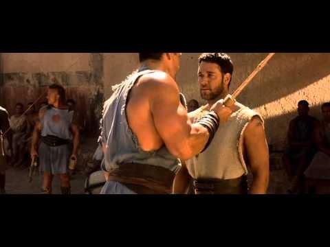 Gladiator    Maximus Refuses to Fight