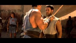 Gladiator - Clip - Maximus Refuses to Fight