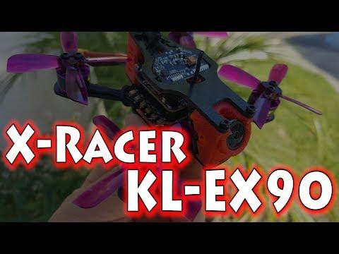 Micro Drones 101 🚁#10 🏁 X-Racer KL-EX90 🔥⚡👍