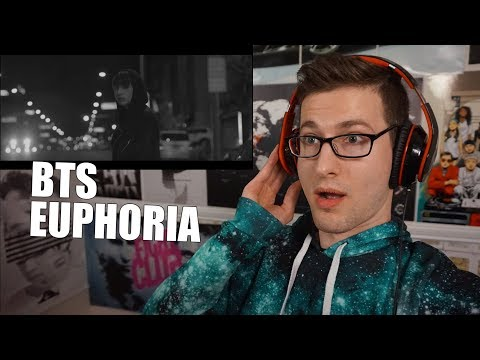 BTS - Euphoria 起 Wonder Reaction [THEORY TIME]