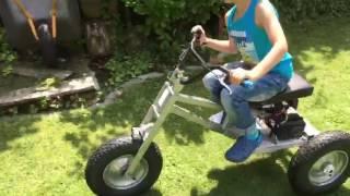 видео: самодельные детские машинки